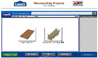 Deck designs free online deck design tool for Online deck designer tool